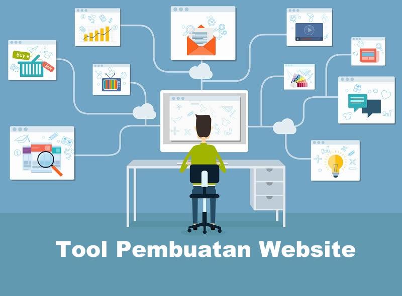 tools pembuatan website toko online