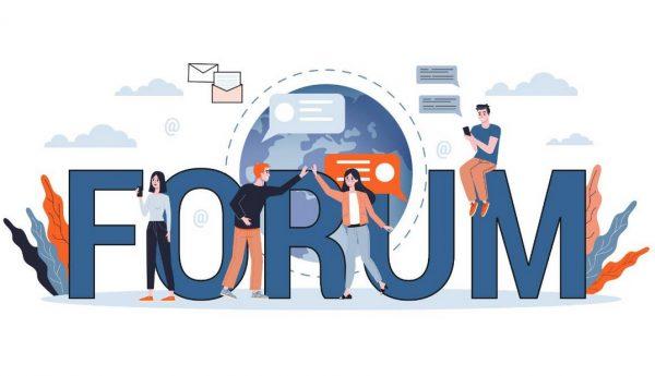 kursus buat web forum murah