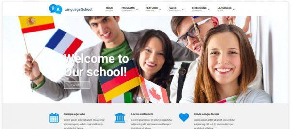 kursus buat web sekolah murah