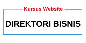kursus web direktori bisnis