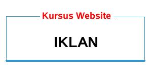 kursus web iklan
