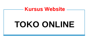 kursus web toko online